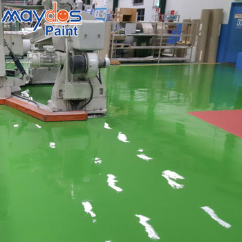 Maydos Epoxy Synthetic Rubber Floor