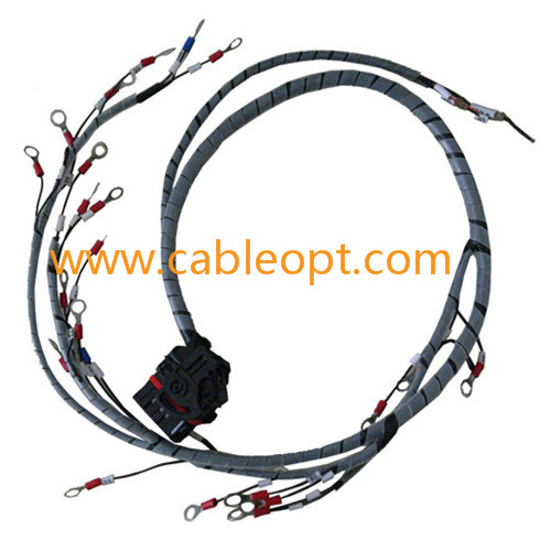 New Energy Car Wire Harness Cable Assembly wire harness for safety airbag, wire harness for safety airbag car wire harness at crackthecode.co