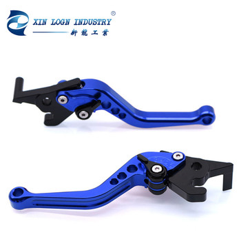 Motorcycle Scooter Accessories Short Cnc Adjustable Clutch Brake Levers For  Yamaha Xmax 250 Xmax 300 X-max 400 2017-2018 - Buy Short Levers For
