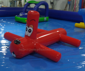 Inflatable Floating Dog Children Water Games Swimming Pool Inflatable Water Games Buy