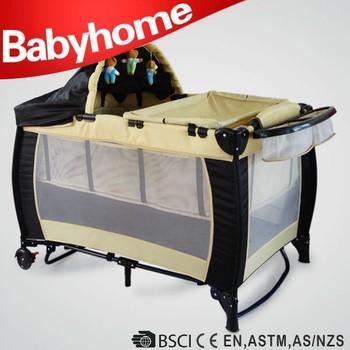 11076cm size baby playpen baby crib