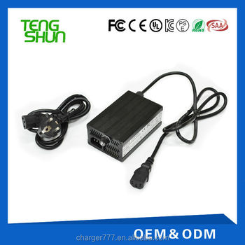 lithium ion 72v 2a electric bike battery charger for 72v 10ah lithium battery