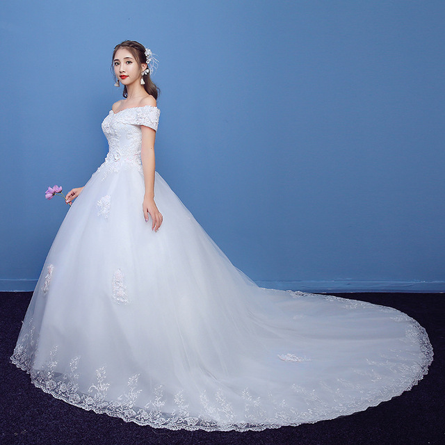 China Bridal Wedding Dresses White Wholesale 🇨🇳 - Alibaba