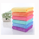 2018 high quality wholesale yoga gym sport polyester suede velvet plain blank micro fiber microfiber bath beach towel