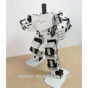 17DOE robot kit full biped robot platform/humanoid robot toy