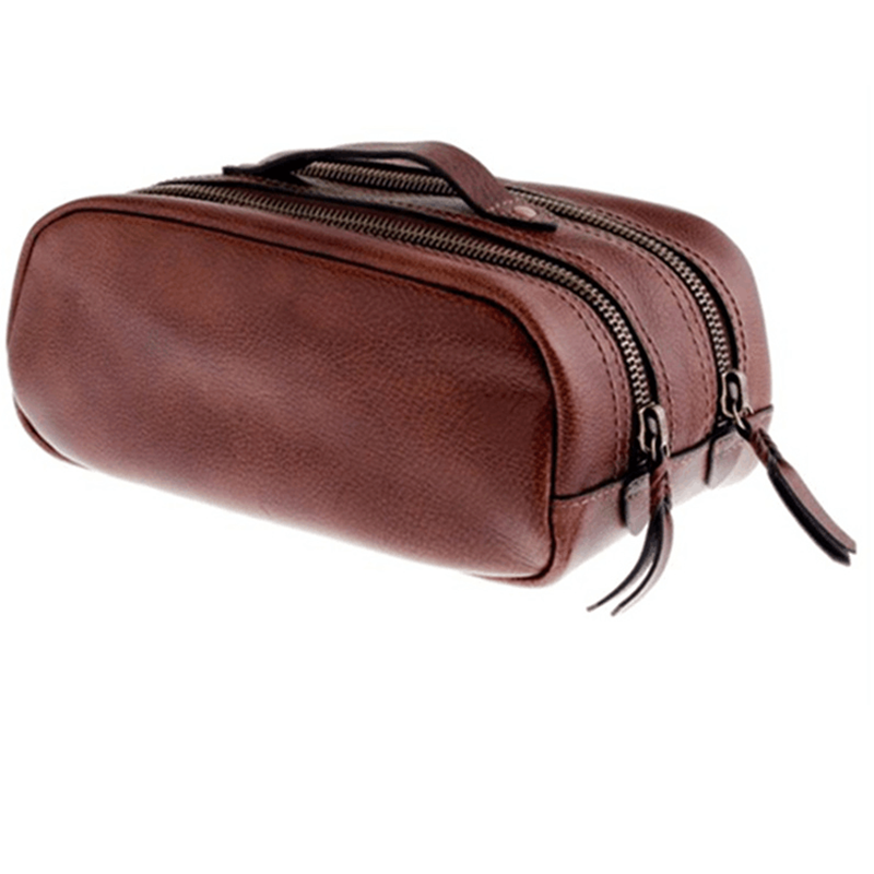 Luxury Travel Toiletry Bag Men,Mens Leather Toiletry Bag Toiletry Case