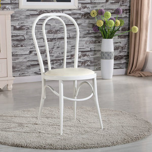 HOT-SALE PU modern dining lether chair