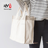 Cheap reusable belt canvas tote bag wholesale