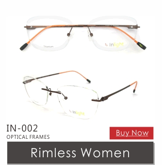 766f5fc54e IN-004 New Model Best Price China Wholesale Optical Eyeglasses Frame Light  Pure Titanium Eyeglass
