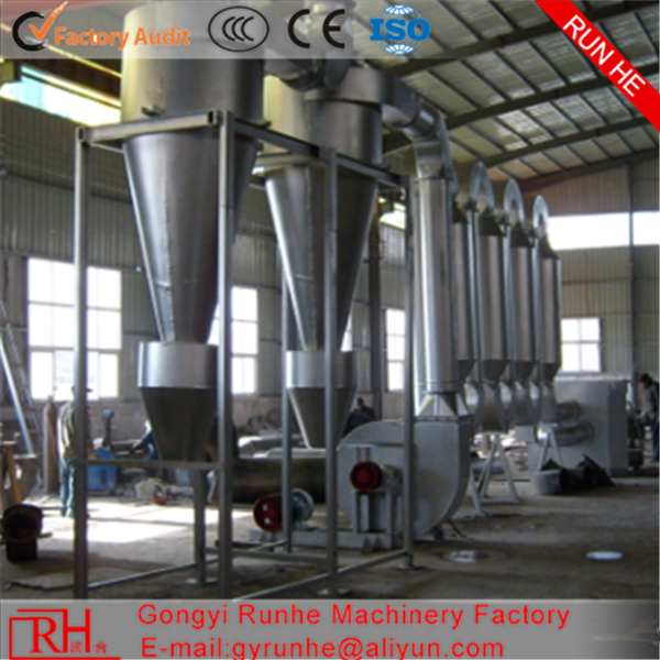 China Supplier Industrial Hot Air Dryer/air Flow Type Wood Sawdust ...
