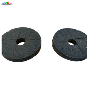 6 inch ceramic abrasive grinding stone/wheel for flour mill