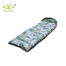 Stock Outdoor Adult army Sleeping Bag Camouflage Envelope Camping travel military sleeping bag