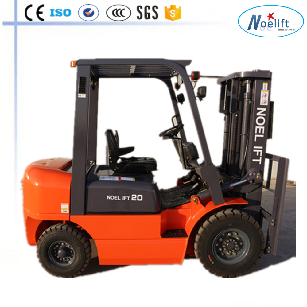 carretillas 1.5T/1500kg load capacity diesel forklift truck with CE,ISO