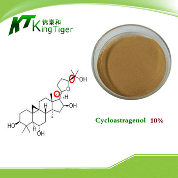 Factory Supply Cycloastragenol 10% Astragalus Root Extract Cycloastragenol Powder