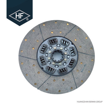 Car truck Tractor Agriculture and engineering vehicles clutch disc CD125079/CD128325