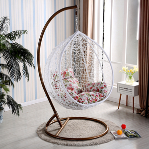 living room indoor indian adult jhoola swing rattan wicker hanging egg chair for the dacha