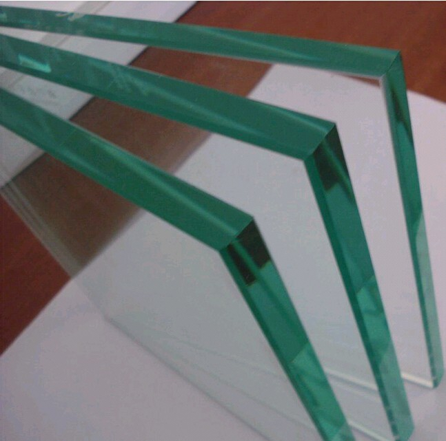 8mm Clear Toughened Glass Tabletop for Furniture