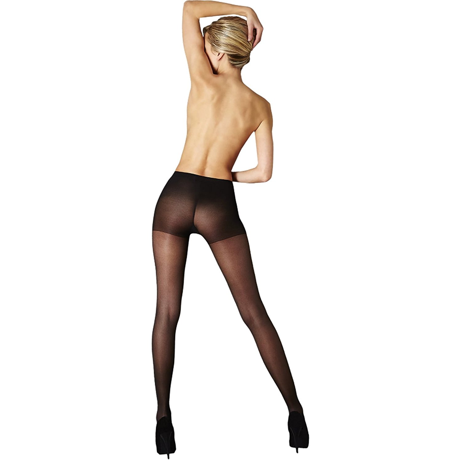 88664c2e6 Get Quotations · Pretty Legs Pretty Plus Xceptionelle Luxury 20 Denier  Tights with Lycra (2 Pack)
