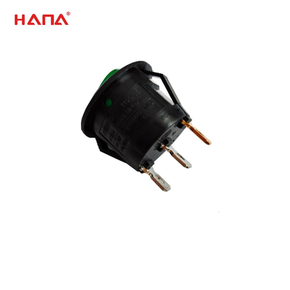 HANA waterproof cqc rocker switch T105/55 ON-OFF/ON-OFF-ON