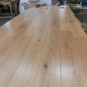 White Oak Solid Wood Floor 120mm X 18mm