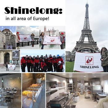SHINELONG IN EUROPE