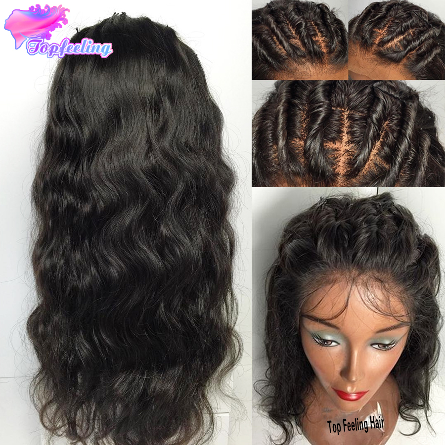 Cheap Full Lace Human Hair Wigs For Black Women 7a