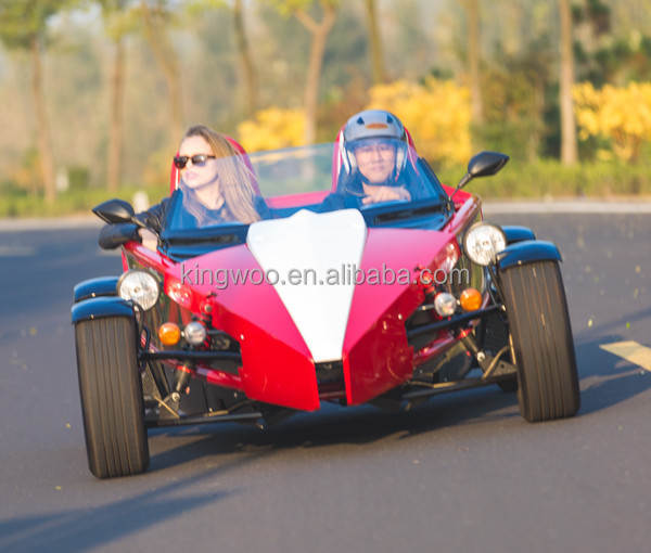 Racing electric go kart on hot selling