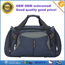 Waterproof nylon high -end young sports travel bag wholesale gym bag