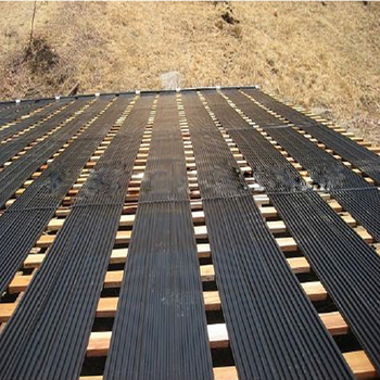 Well Priced dongguan hot sale door bottom pvc seal strip EPDM PVC Swimming Pool Solar Heating Mat Collector