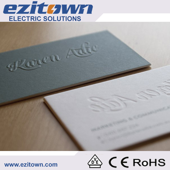 Ezitown customize business name card online design frosted surface ezitown customize business name card online design frosted surface printing plastic card reheart Image collections