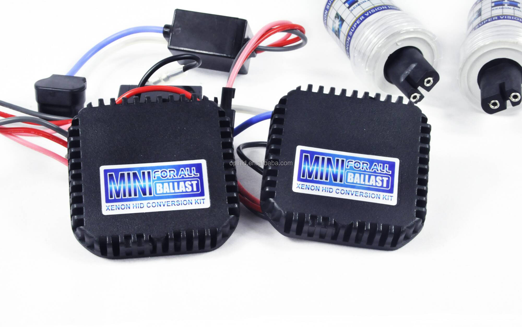 Mini for all in one kit HID conversion kit 55W high quality for all car H1 H3 H4-1 H4-2 H7 H8 H9 H11 9005 9006