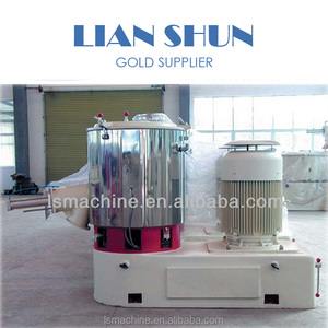 Manufacturers Directly Supply 500L High Speed PVC Plastic Mixer / Mixing Machine