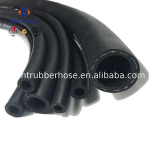 Cheap wire braided non twist gasoline nr rubber fuel hose forsale