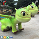 Shopping Mall Attractive Walking Riding Dinosaur Toys