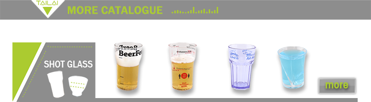 Factory production fashionable plastic mug with handle and lid