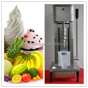Factory sale frozen yogurt fruit blending mixing machine ice cream blender