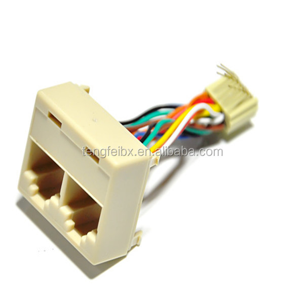 Best rj45 female wiring photos everything you need to know about 8p8c rj45 coupler connector ethernet rj45 rj11 splitter with rj45 female connector wiring diagram asfbconference2016 Choice Image