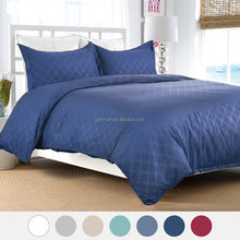 Amazon Hot sale 100% microfiber duvet cover set