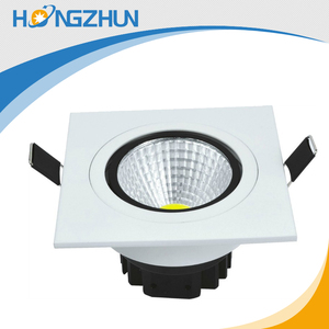 China wholesale dimmable cob 12W 20W 30W led downlight housing