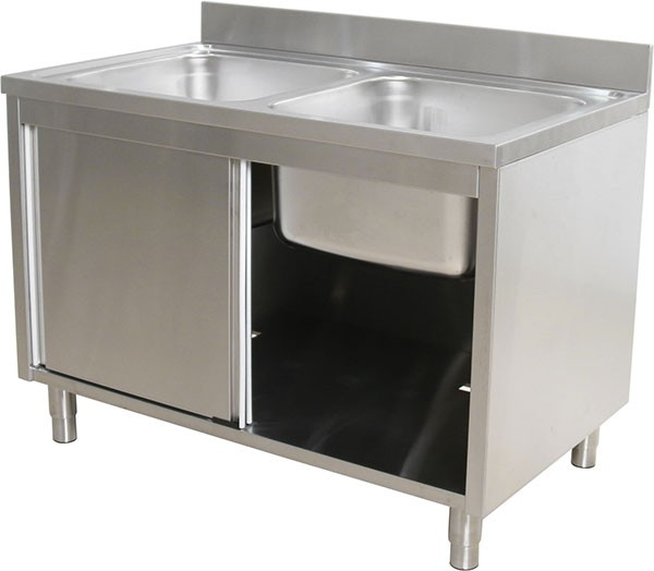 Stainless Steel Kitchen Cabinet Sets With Sink/kitchen Cupbaord ...
