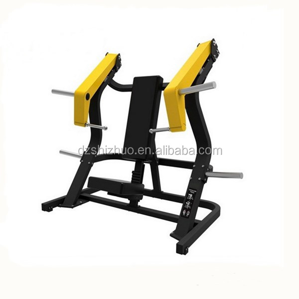 To Win Warm Praise From Customers Body Building Equipment Incline Chest Press/Commercial Fitness Machine