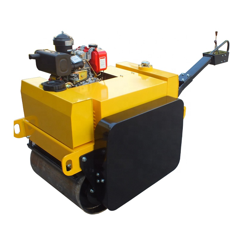 Double Drum Hidrolik Vibratory Road Roller