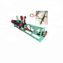 Automatic Barbed Wire Making Machine Factory