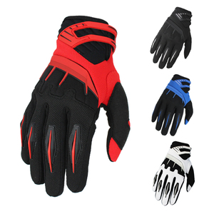 RIGWARL Best Protective Black Custom Synthetic New Style Motorcycle Gloves With OEM Service