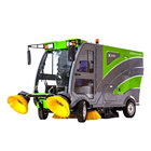 Top Quality Customized Magic Tractor Concrete Floor Clean Driveway Sweeper