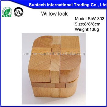 Intelligence 3d Wooden Cube Toy Brain Teaser Puzzle For The Best Learning &  Education,Suitable To Adult And Kids - Buy Wooden 3d Puzzle Brain