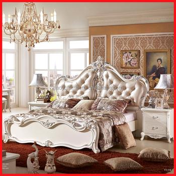 Antiken Luxus Europaischen Barock Bett Franzosisch Stil 1616 Buy