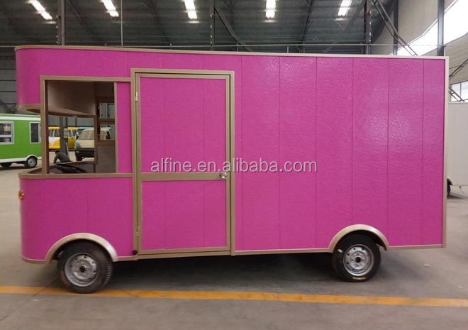 chinese selling high quality mobile food truck for sale australia