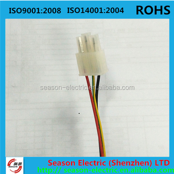 Automotive 3 Pin Male Female Wire Harness With Jst Molex Connector - Buy  Automotive Wire Harness,Molex Connector,Jst Connector Product on Alibaba.comAlibaba.com