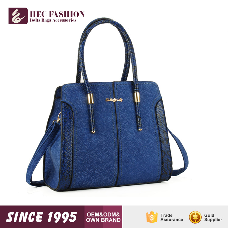 HEC Online Shop New Images Approved Brand Leather Bags For Ladies Women